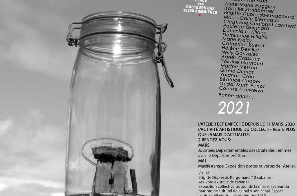 VOEUX 2021 BOCAL CABANE
